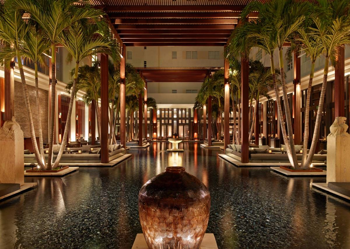 Most Luxurious 6 Haute Hotels For Your South Florida