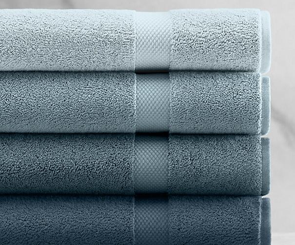 Turkish Towels from Restoration Hardware