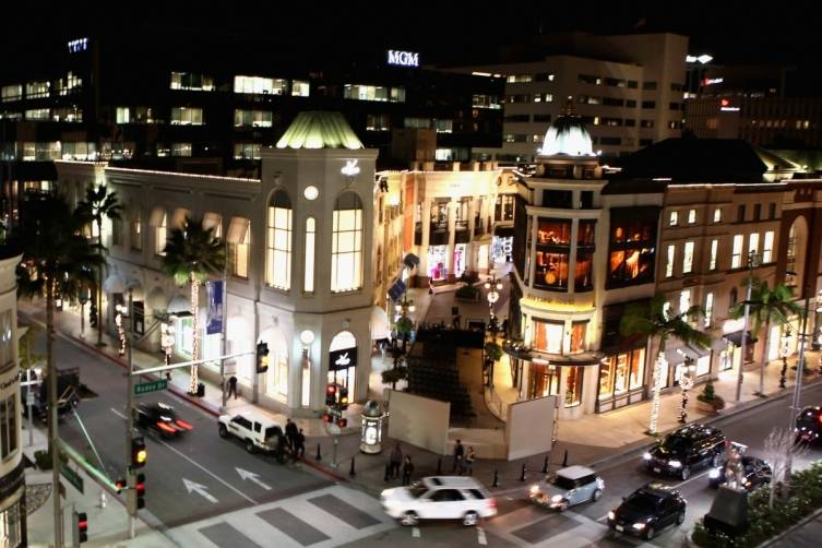 Burberry Rodeo Drive