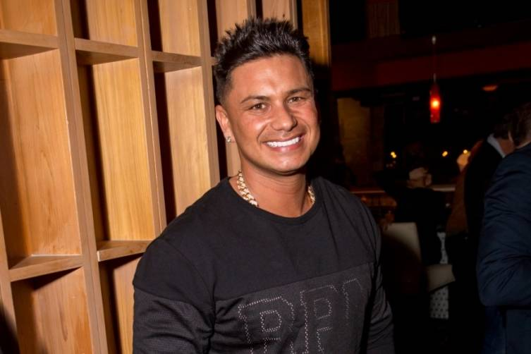 DJ Pauly D at the Grand Opening of Lucky Foo's Restaurant & Bar. Photos: Shane O'Neal