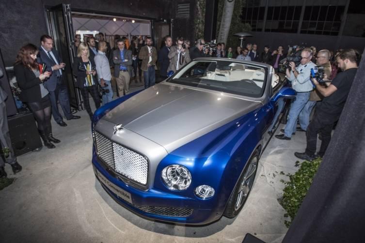 BMW's LA Auto Week fete