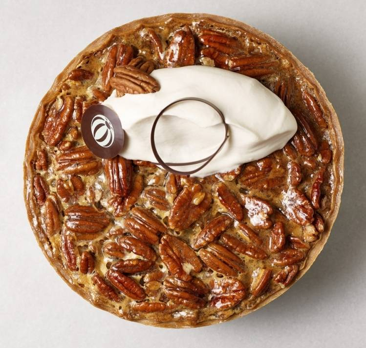 Pecan Pie at Bouchon
