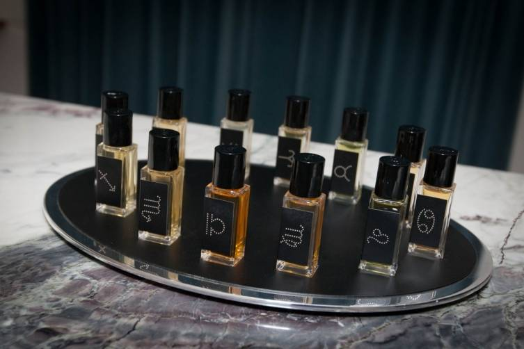 Strange Invisible Perfumes of the Zodiac