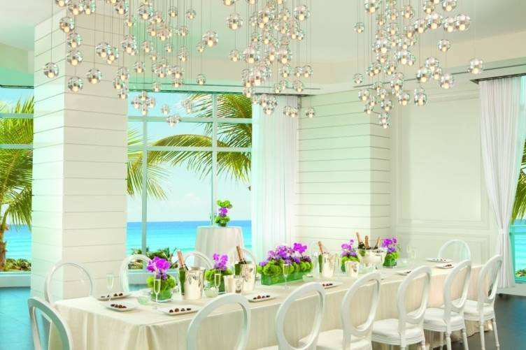 Plan your next even at the Ritz-Carlton Bal Harbour.
