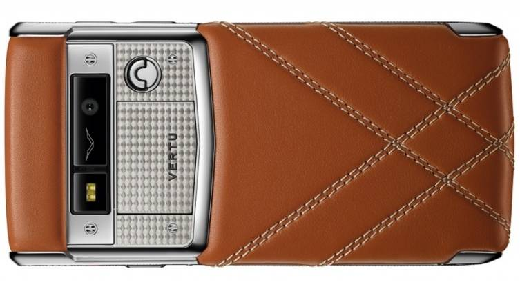 Bentley Motors Vertu phone