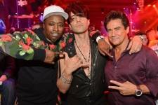 Lil Jon and Criss Angel at Surrender Nightclub. Photos: Karl Larson
