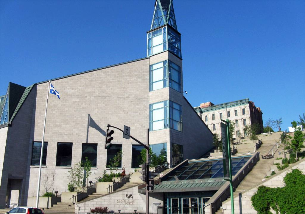 Musée de la civilisation, Quebec City