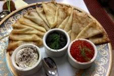 Caviar at Mari Vanna