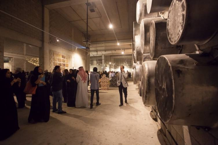 Jeddah Arts 2014 VIP Opening