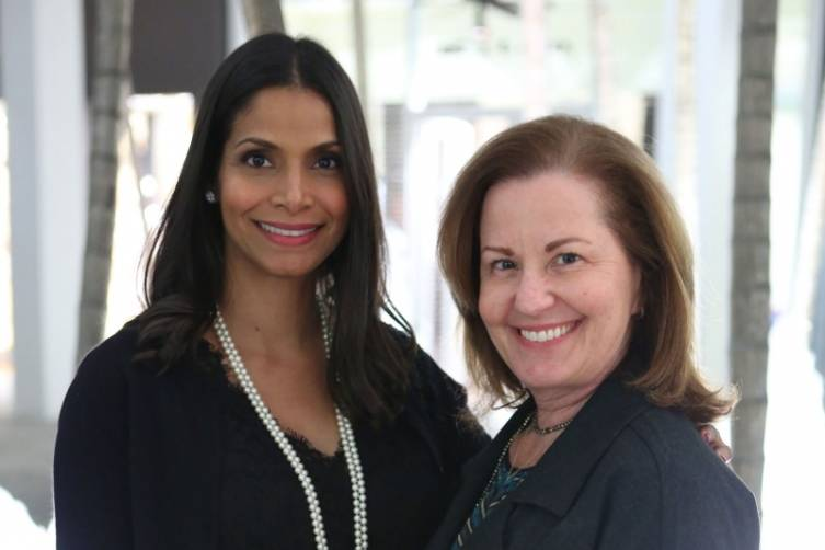 Leyla Portela & Gail Appelrouth