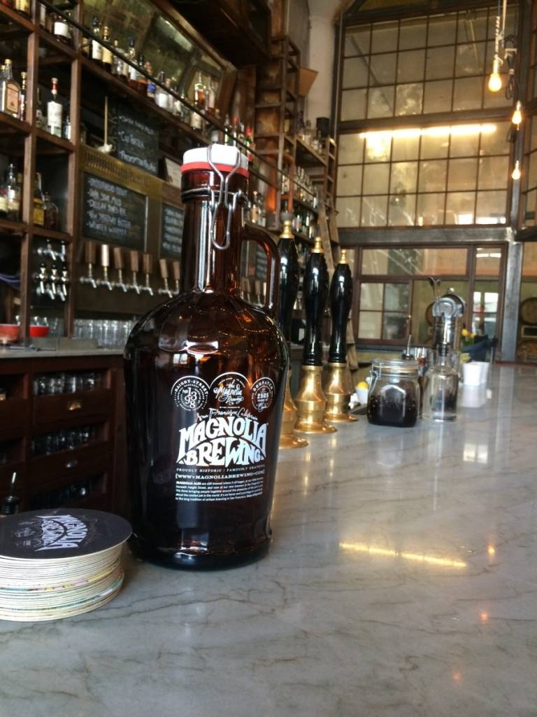 Magnolia Growler