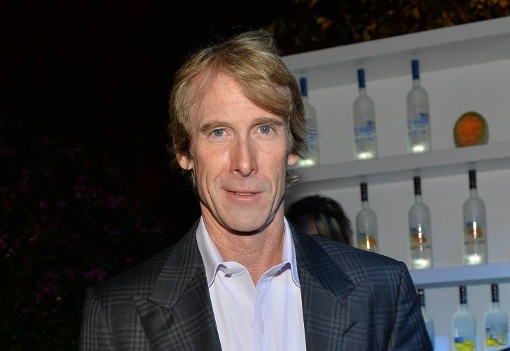 Michael Bay attends Kehinde Wiley + GREY GOOSE Portrait Preview