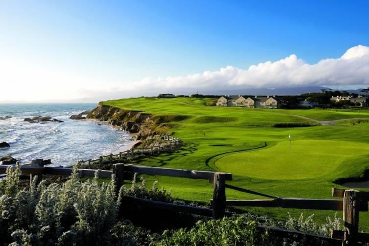 Ritz-Carlton Half Moon Bay Emerald course