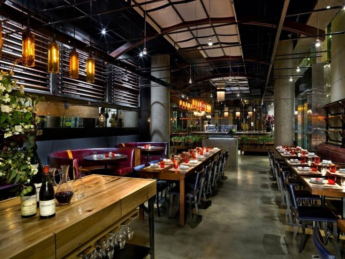 Best bay area restaurants for nye and a package