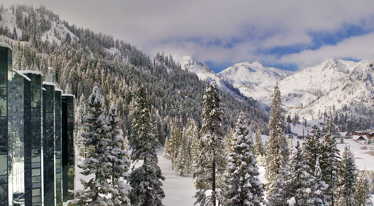 Image via  the Resort at Squaw Creek
