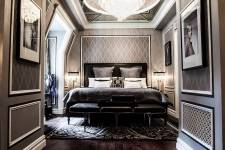 The Plaza's Fitzgerald Suite: The Bedroom