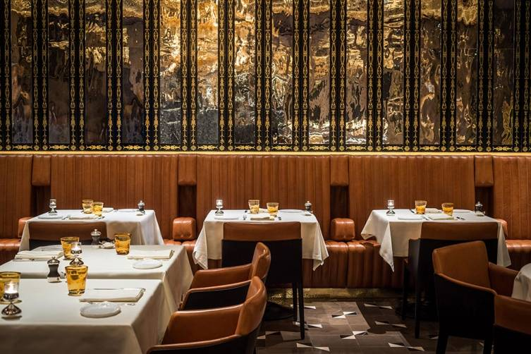 The Grill at The Dorchester: Up Close