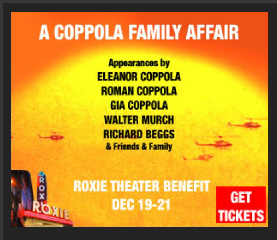 a coppola family affair