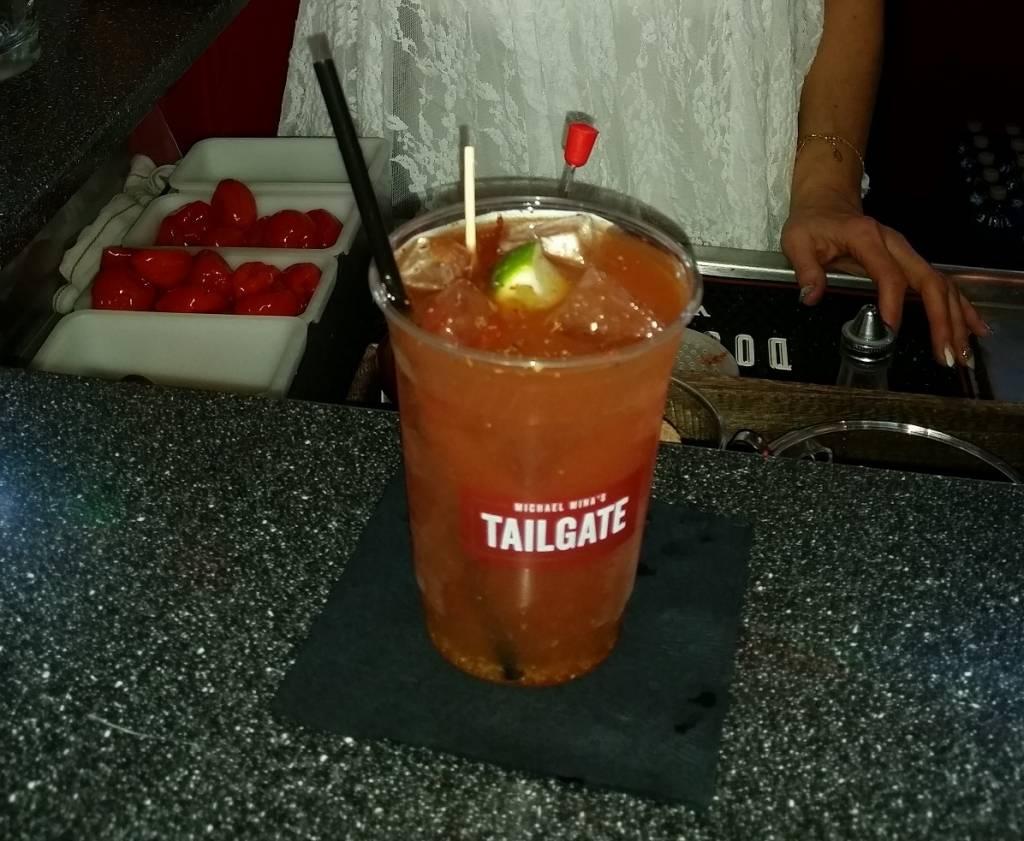 Diane Mina's Bloody Mary