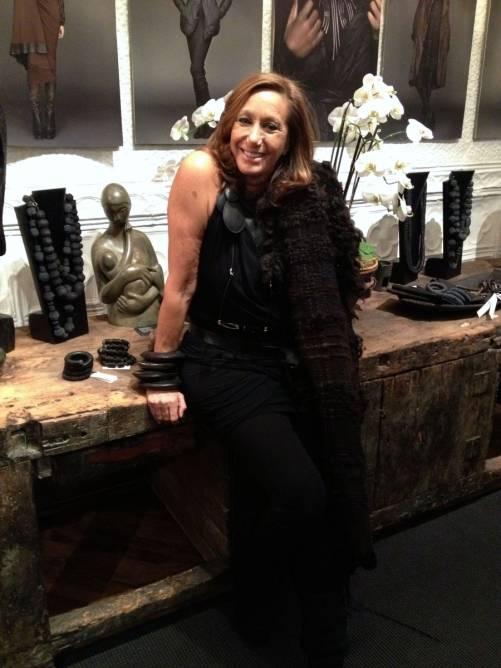 Donna Karan Dec 2014 Urban Zen Marketplace