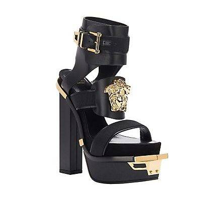 versace best party shoes new year's eve