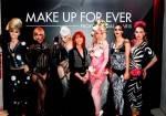 Make Up Forever Celebrates 30 Years at Pacha Ibiza Dubai