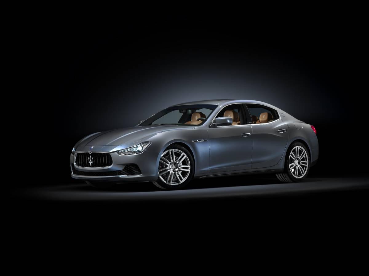Maserati Ghibli Ermenegildo Zegna concept  car
