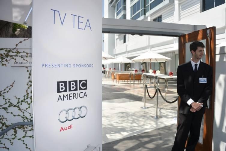The 2014 BAFTA Tea Party