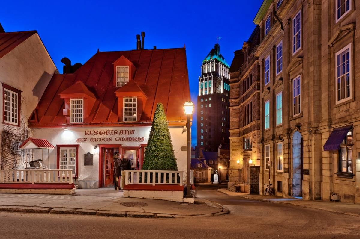 Montreal Best View Restaurant
