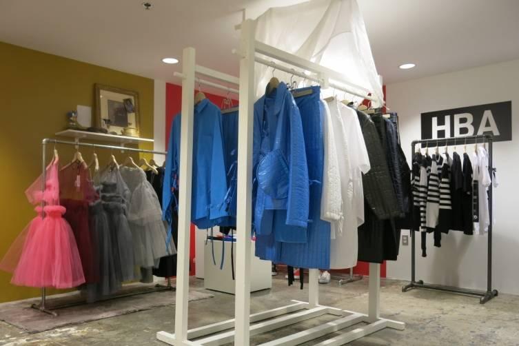 4 FL DSM Showroom - Molly Goddard, Craig Green, Hood By Air