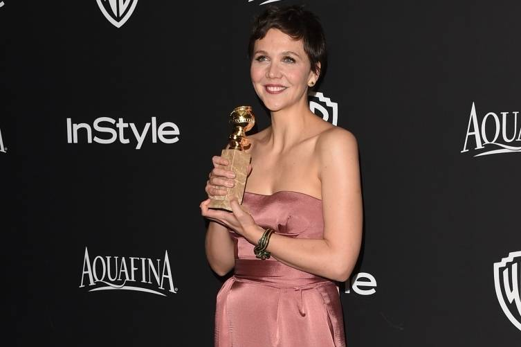 Maggie Gyllenhaal attends the 16th Annual Post-Golden Globe Party hosted by Warner Bros. and InStyle.