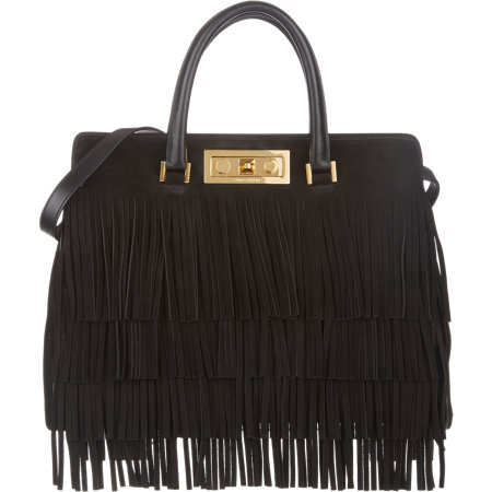 Get Fringe For February 7 Ways To Wear Fringe
