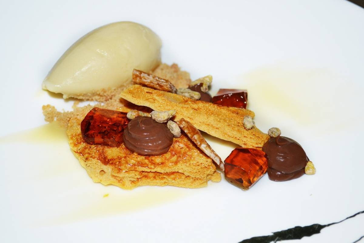 7 Textures of Maple Syrup - Champlain - K. Tablang