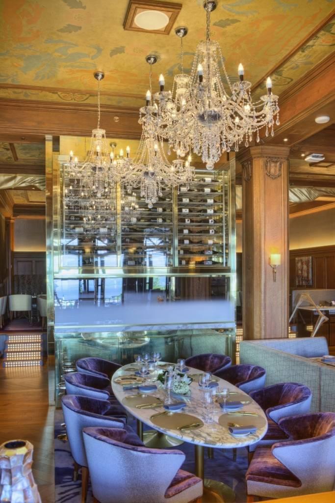 King's Table – Champlain Restaurant