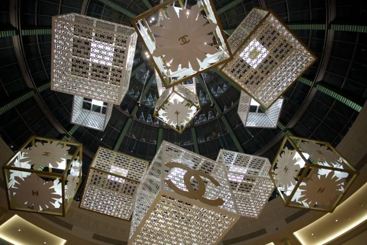 Chanel Installation 3