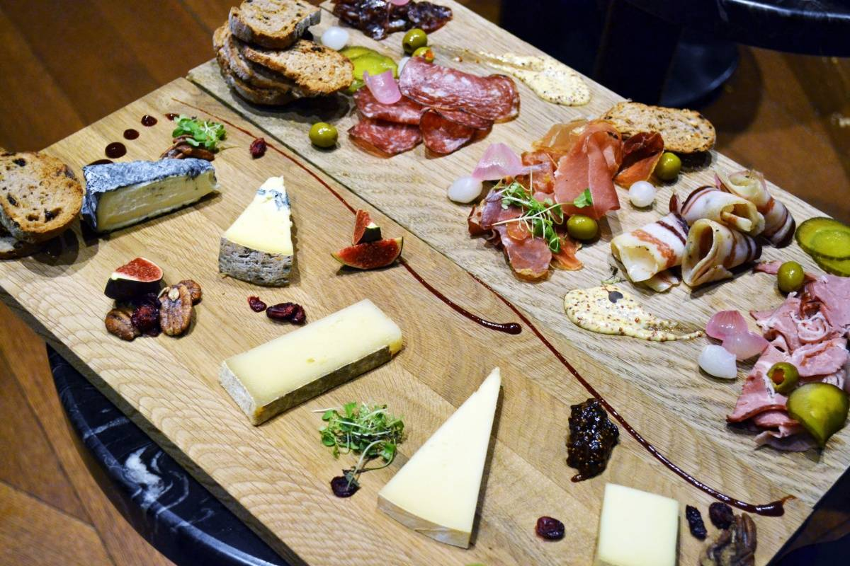 Cheese and Meat Board - 1608 Wine and Cheese Bar - K. Tablang