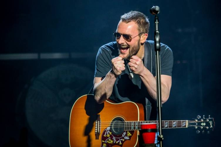 Eric Church performs at The Chelsea inside The Cosmopolitan_Jan 16_Kabik_5