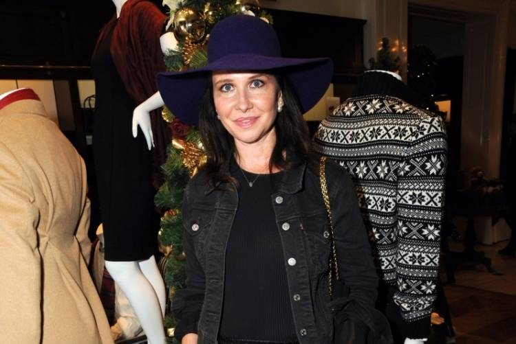 Janie Bryant attends Brooks Brothers/St. Judes Research Hospital event