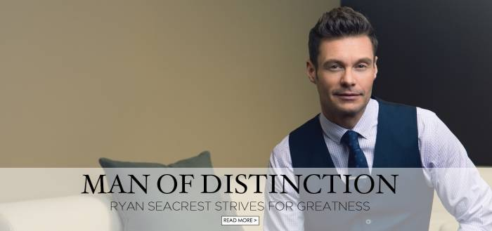 A Man of Distinction