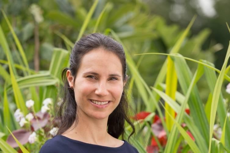 Kamelia Bin Zaal: First Emirati Landscape Designer ever selected to participate in the prestigious RHS Chelsea Flower Show.