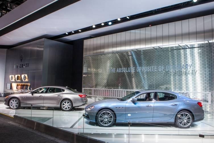 Maserati_2015 Detroit auto show_3