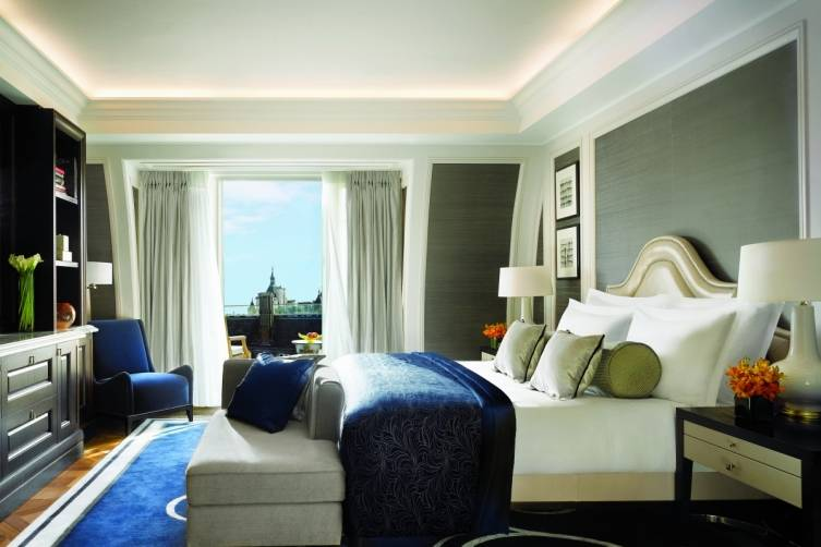 Musicians Penthouse Bedroom Corinthia Hotel London