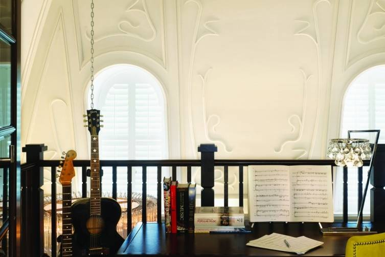 Musicians Penthouse Gallery Corinthia Hotel London