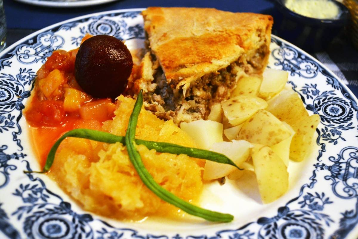 Quebec Meat Pie - K. Tablang
