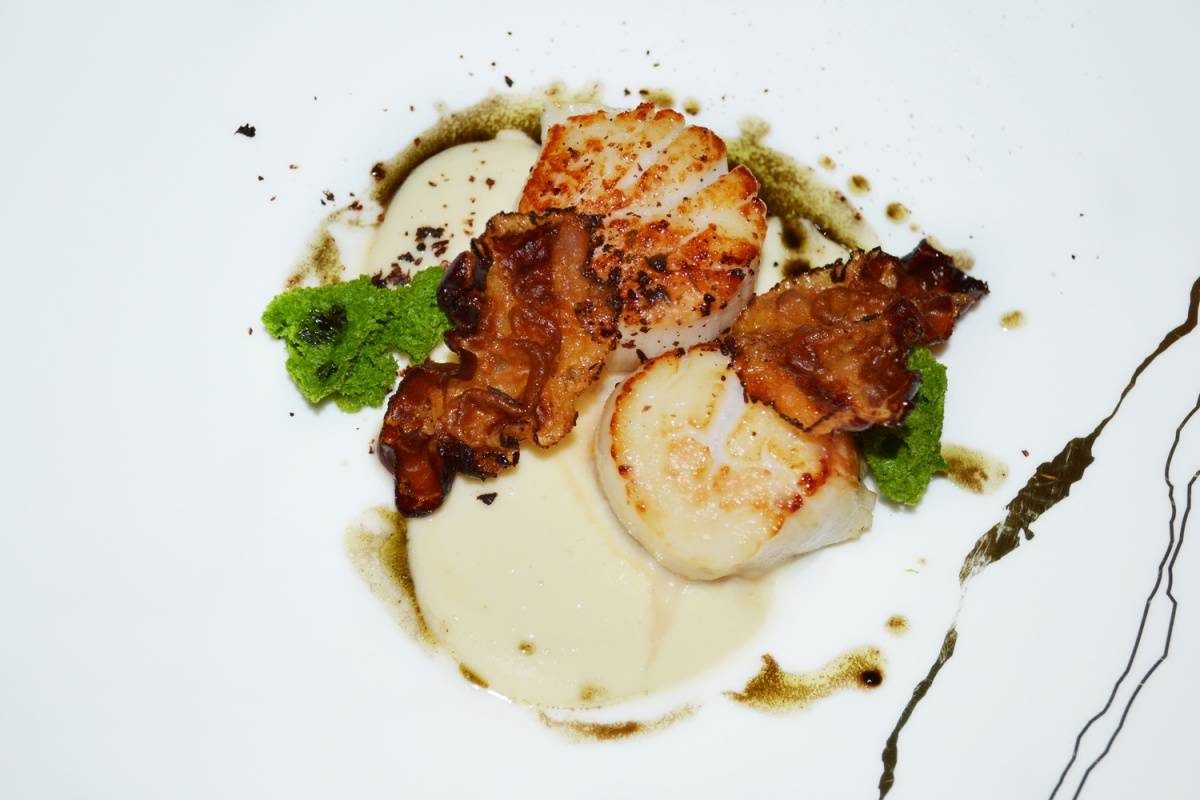 Scallops at Champlain - K. Tablang
