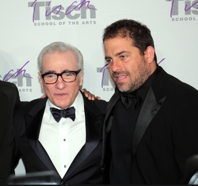 Martin Scorsese (left) and Brett Ratner (right)