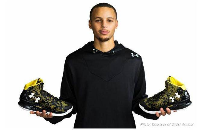 stephen curry curry one