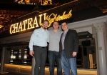 MMA Fighter Tim Kennedy Parties at Chateau