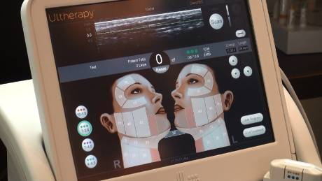Ultrasound Imaging - Ultherapy Device - Web