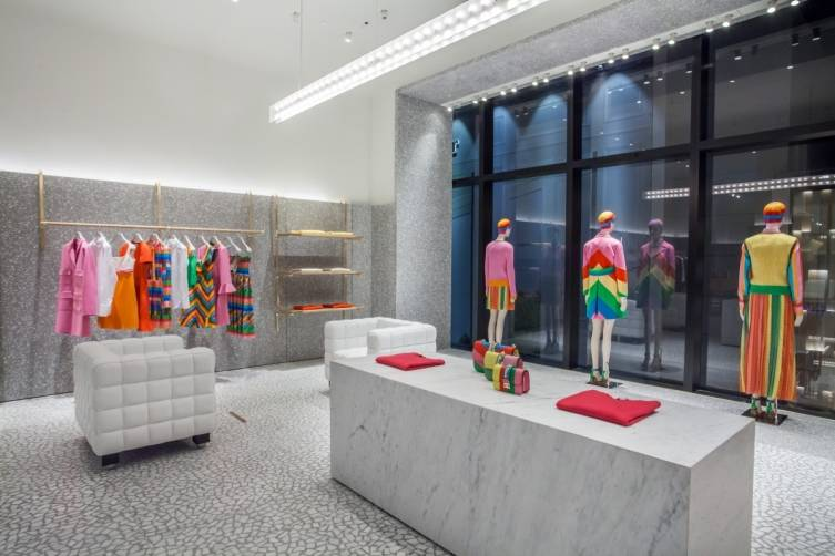 Valentino Boutique in Design District
